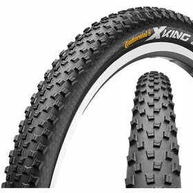 "Continental X-King Tyre Sport 29"", wire bead Skin, black/black"